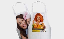 grembiuli personalizzati con foto di mamme con bambini