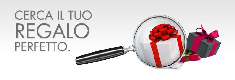 trova idee regalo