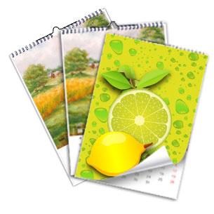 Foto Calendario A4 multi pagina