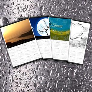 Foto Calendario A3 pagina singola
