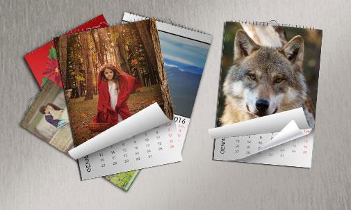 Foto Calendario A3 multi pagina
